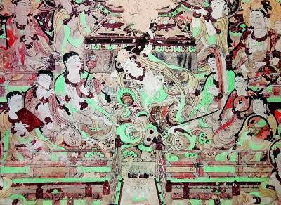 千年的敦煌遇上六百年的紫禁城